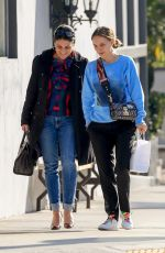 NATALIE PORTMAN Out for Lunch in West Hollywood 01/14/2020