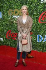 NICOLE KIDMAN at 7th Annual Gold Meets Golden in Los Angeles 01/04/2020