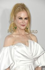 NICOLE KIDMAN at Producers Guild Awards 2020 in Los Angeles 01/18/2020