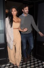 NICOLE SCHERZINGER and Thom Evans at Craig