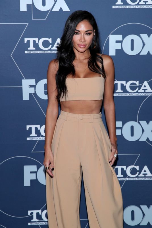 NICOLE SCHERZINGER at 2020 Fox Winter TCA All Star Party in Pasadena 01/07/2020