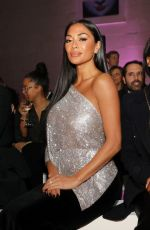 NICOLE SCHERZINGER at Celia Kritharioti Souture Fashion Show in London 01/29/2020