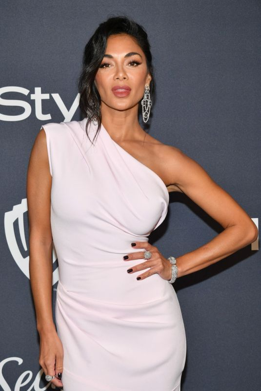NICOLE SCHERZINGER at Instyle and Warner Bros. Golden Globe Awards Party 01/05/2020