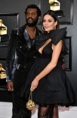 NICOLE TRUNFIO at 62nd Annual Grammy Awards in Los Angeles 01/26/2020