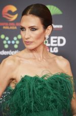NIEVES ALVAREZ at 34th Goya Cinema Awards 2020 in Madrid 01/25/2020