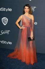NIKKI REED at Instyle and Warner Bros. Golden Globe Awards Party 01/05/2020