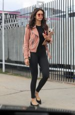 NINA DOBREV Out and About in West Hollywood 01/09/2020