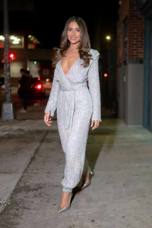 OLIVIA CULPO Night Out in New York 01/23/2020