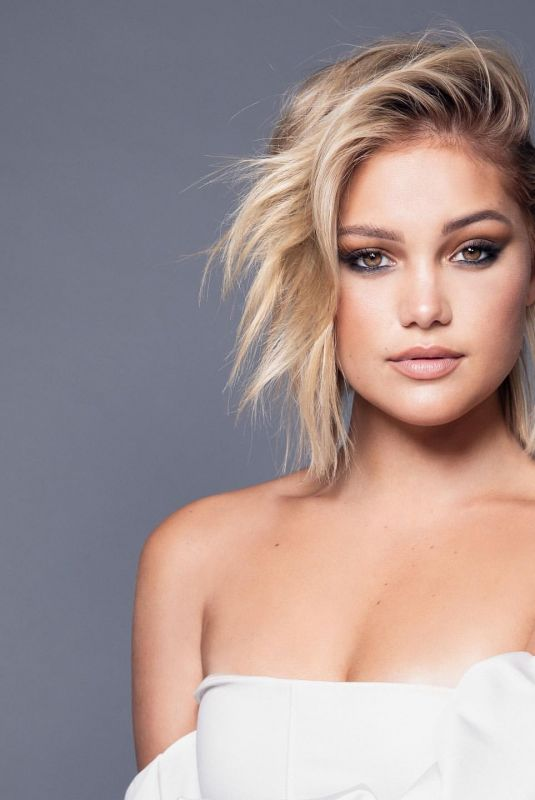OLIVIA HOLT at a Photoshoot, 2019