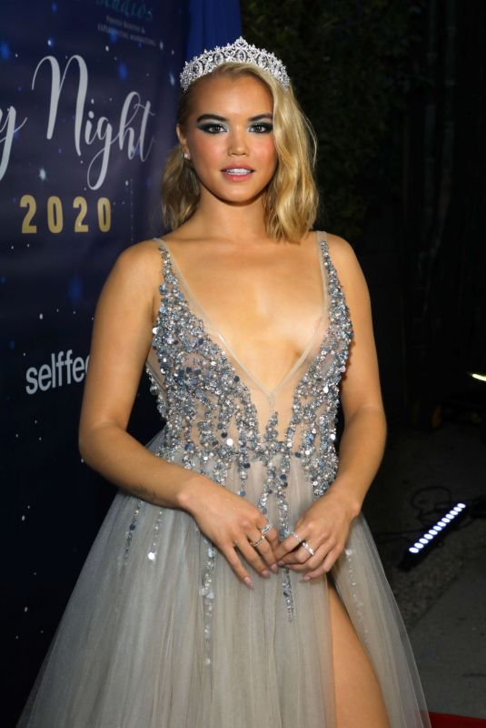PARIS BERELC at Her 21st Birthday Party in Los Angeles 01/11/2020