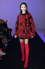 PATRICIA CONTRERAS at Georges Hobeika Show at Paris Fashion Week 01/20/2020