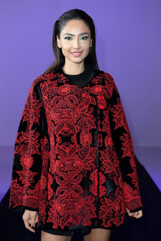 PATRICIA CONTRERAS at Georges Hobeika Show at Paris Fashion Week 01/20/2020