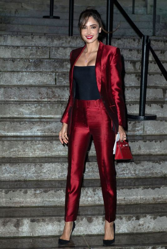 PATRICIA CONTRERAS at Valentino Show at Paris Fashion Week 01/15/2020