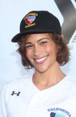 PAULA PATTON at California Strong Celebrity Softball Game in Malibu 01/12/2020