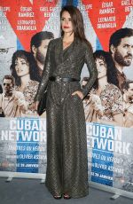 PENELOPE CRUZ at Cuban Network Premiere in Paris 01/22/2020
