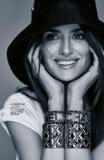 PENELOPE CRUZ in Madame Figaro Magazine, January 2020