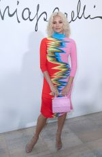 PIXIE LOTT at Schiaparelli Fashion Show at Paris Fashion Week 01/20/2020