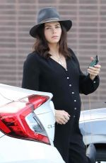 Pregnant JENNA DEWAN Out and About in Beverly Hills 01/16/2020