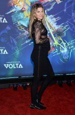 Pregnant RACHEL MCCORD at Cirque Du Soleil