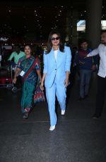 PRIYANKA CHOPRA Arrives at Airport in Mumbai 01/16/2020