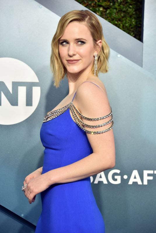 RACHEL BROSNAHAN at 26th Annual Screen Actors Guild Awards in Los Angeles 01/19/2020
