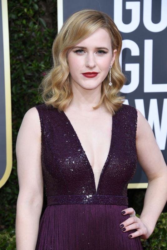 RACHEL BROSNAHAN at 77th Annual Golden Globe Awards in Beverly Hills 01/05/2020