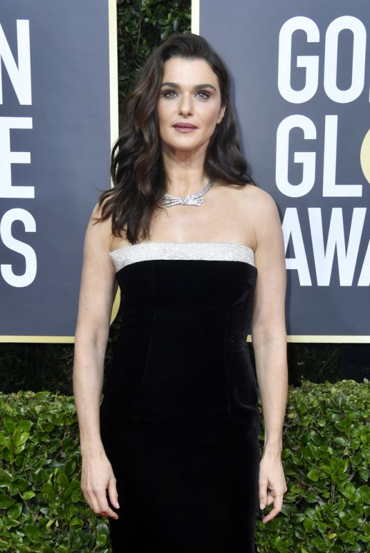 RACHEL WEISZ at 77th Annual Golden Globe Awards in Beverly Hills 01/05/2020