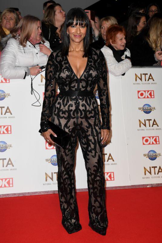 RANVIR SINGH at National Television Awards 2020 in London 01/28/2020