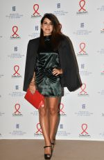 REEM KHERICI at 18th Fashion Dinner for Aids Sidaction Association in Paris 01/23/2020