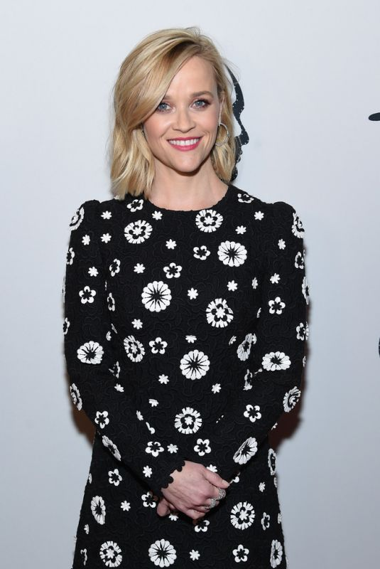 REESE WITHERSPOON at 2019 New York Film Critics Circle Awards 01/07/2020