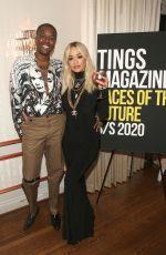 RITA ORA at Tings Magazine Private Dinner in Los Angeles 01/28/2020