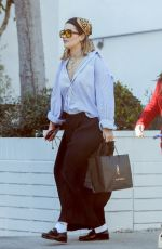 RITA ORA Out Shopping for Jewelry in Beverly Hills 01/23/2020