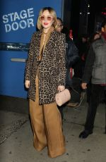 ROSE BYRNE Arrives at Good Morning America in New York 01/06/2020