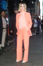ROSE BYRNE Arrives at Good Morning America in New York 01/08/2020