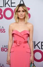 ROSE BYRNE at Like A Boss Premiere in New York 01/07/2020