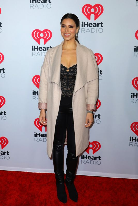 ROSELYN SANCHEZ at 2020 Iheartradio Podcast Awards in Burbank 01/17/2020