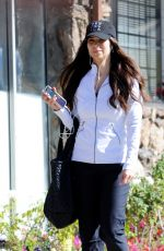 ROSELYN SANCHEZ Out and About in Los Angeles 01/24/2020