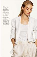 ROSIE HUNTINGTON-WHITELEY in The Sunday Times Style Magazine, January 2020