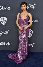 ROWAN BLANCHARD at Instyle and Warner Bros. Golden Globe Awards Party 01/05/2020
