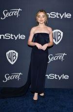 SABRINA CARPENTER at Instyle and Warner Bros. Golden Globe Awards Party 01/05/2020