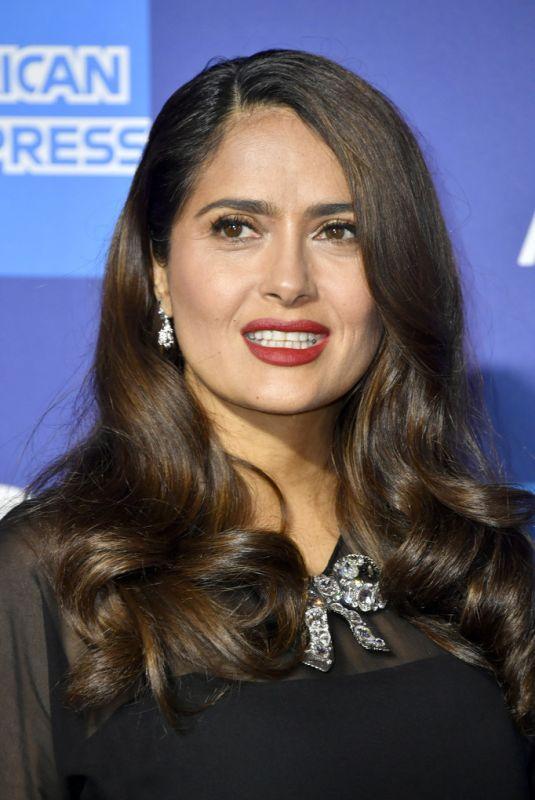 SALMA HAYEK at 31st Annual Palm Springs iInternational Film Festival Awards Gala 01/02/2020