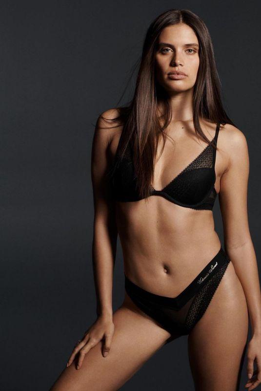 SARA SAMPAIO for Vctoria's Secret Incredible Bra, January 2020