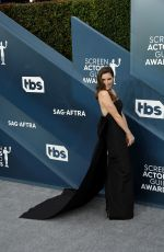 SARAH LEVY at 26th Annual Screen Actors Guild Awards in Los Angeles 01/19/2020