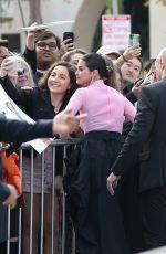 SELENA GOMEZ Arrives at Dolittle Premier in Westwood 01/11/2020