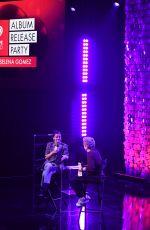 SELENA GOMEZ at Rare Album Release Party at Iheartradio Theater in Burbank 01/09/2020