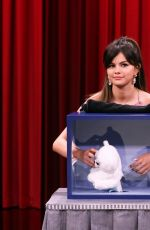 SELENA GOMEZ at Tonight Show Starring Jimmy Fallon 01/13/2020