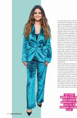 SELENA GOMEZ in Fashion Chick Magazine, February 2020