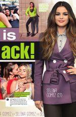 SELENA GOMEZ in Hey! Magazine, February 2020