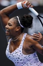 SERENA WILLIAMS at 2020 Australian Open at Melbourne Park 01/20/2020