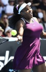 SERENA WILLIAMS at 2020 Women's ASB Classic in Auckland 01/09/2020